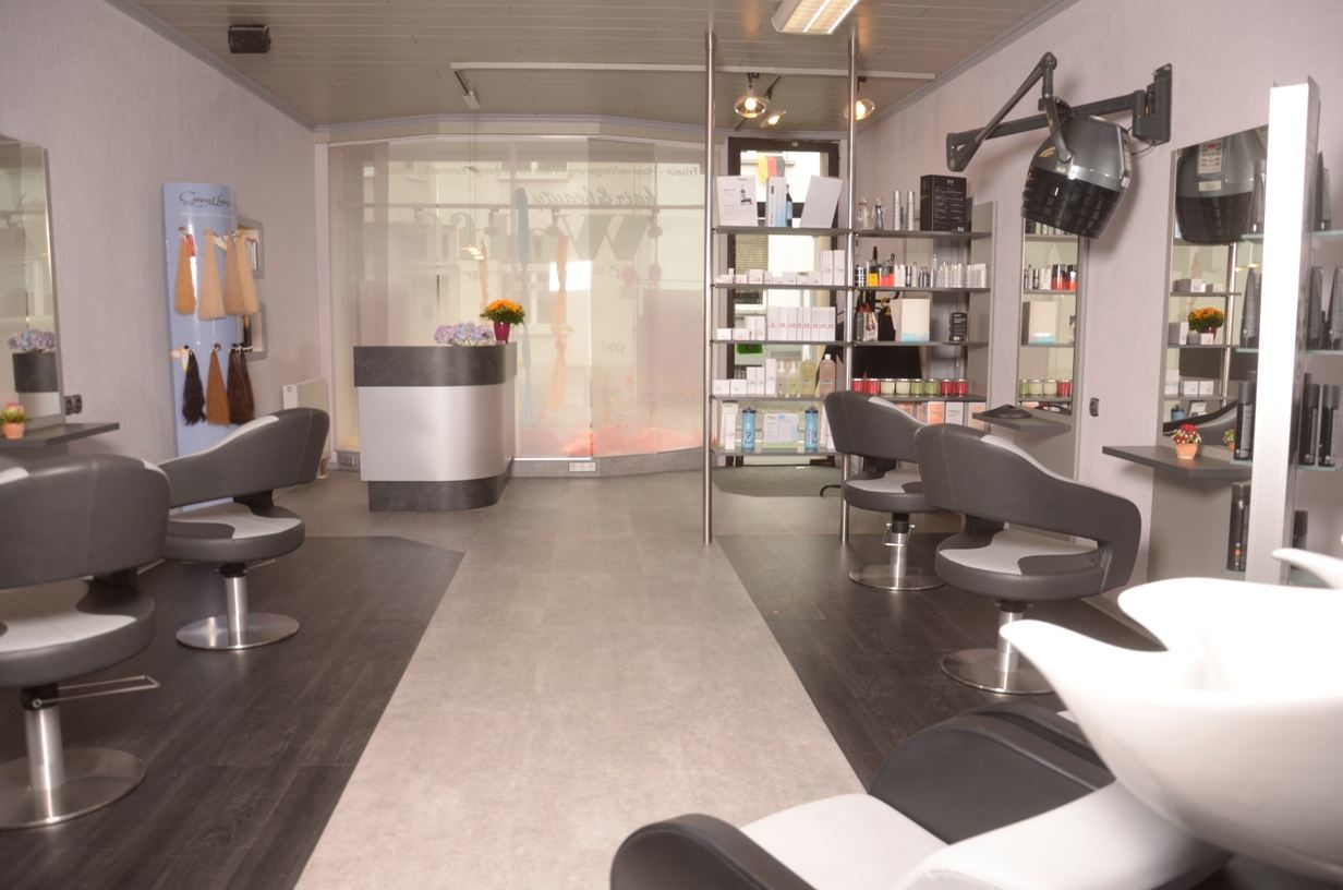 Hair & Beauty Wolff - Salon